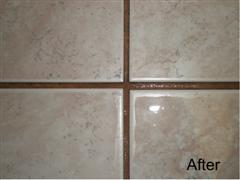 Our tile cleaning system works great on ceramic tile and grout, porcelain,  stone, ...